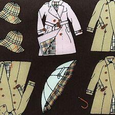 "100%SilkSatin Squre Scarf(20""x20""),Coats& Umbrellas/Pink,High Quality,ShipFromUS"