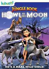 The Jungle Book: Howl at the Moon (DVD, 2015)