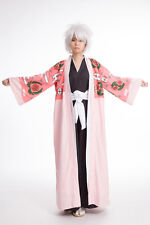 Bleach 8th Division Captain Kyouraku Shunsui Cosplay Costume cloak only