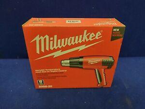 Milwaukee 8988-20  Variable Temperature Heat Gun LED Digital Readout