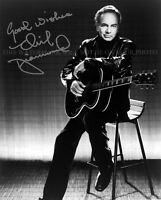 NEIL DIAMOND SIGNED AUTOGRAPH 8X10 RPT PROMO PHOTO GREAT MUSICIAN SINGER