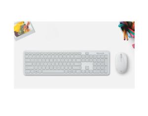 Microsoft Bluetooth Desktop Keyboard and Mouse QHG-00047 - Grey