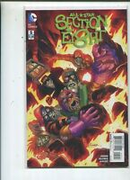 All-Star Section Eight #5 Near Mint  DC Comics     X1