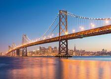 Ravensburger - 1000 PIECE JIGSAW PUZZLE - San Francisco Skylines
