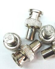 More details for bnc terminators for use with 50 ohm networks. pack of 5.