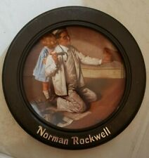 "Norman Rockwell ""The Painter"" Heritage Collection - In Wood Frame"