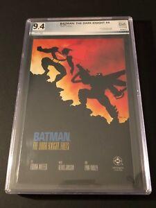 Batman: The Dark Knight #4 (1986, DC) 9.4 NM Graded