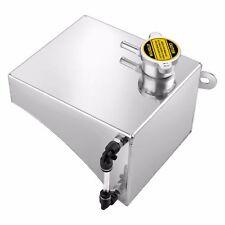 Aluminium Coolant Water Overflow Tank for Nissan S13 S14 S14A S15 SR20DET Polish