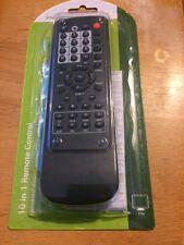 10 in 1 UNIVERSALE DI RICAMBIO TELECOMANDO TV DVD VCR SKY Samsung Sony LG