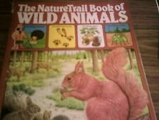 Wild Animals (Usborne nature Trail), hartill, Rosemary, used; good book