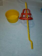 Mouse Trap Cage #22 Cage Post #23 Wash Tub #24 Replacement Parts Mb