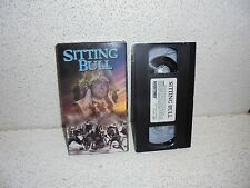 Sitting Bull VHS Goodtimes Video Out of Print