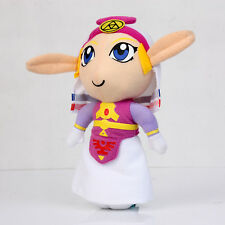 Princess UFO The Legend of Zelda Soft Plush Handmade Toy Xmas Gift 7Inch