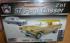 REVELL 85-4396 1957 Ford WAGON GASSER 2 'n 1 Model Car Mountain KIT 1/25 FS