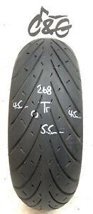 Metzeler Roadtec 01  190/50zr17 73w     Part Worn Motorcycle Tyre 268