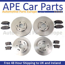 Chrysler 300C 3.0CRD 3.5i 05-11 Front & Rear Brake Discs & Pads