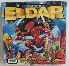 Doom of the Eldar Games Workshop Warhammer 40K Board Game 100% Complete Tyranids