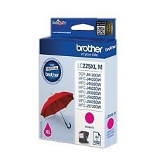 Cartucho tinta original Brother Lc225xlmbp magenta