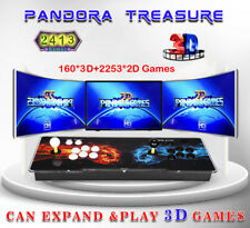 3D 2413in1 Pandora's Box Video Games 2 Players Retro Arcade Console Support PS3