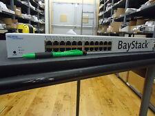 Al2012E45 Nortel Networks Baystack 325-24T 10/100 Enet Sw Brand New!