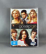GOSSIP GIRL COMPLETE FIRST SEASON (5 x DVD DISC SET) - R4 PAL - NEW/SEALED