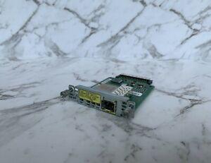 Cisco HWIC-1GE-SFP 1-Port High Speed Wan Interface Card