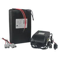 36V 30Ah Lithium Li-ion Battery Pack for 1000W Electric Bike BMS 5A Charger