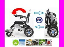 Folding Electric Powered Wheelchair, foldable Scooter light weight - MP530 NEW