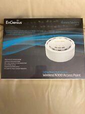 EnGenius Ceiling Mount Long Range Wireless N300 Access Point, Model EAP300. NEW!