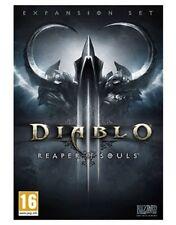 DIABLO 3 III REAPER OF SOULS PL PC DVD POLSKI DUBBING POLSKA WERSKA POLISH NOWA