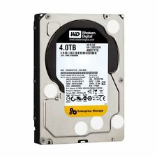 Western Digital RE SAS 4TB Enterprise Hard Drive HDD WD 32MB 7200 RPM WD4001FYYG