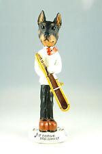 Trombone Doberman-See Interchangeable Breeds & Bodies @ Ebay Store