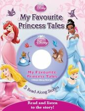 Disney Princess Books & CD Slipcase,Disney