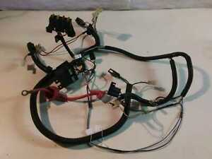 GENUINE TORO LAWN TRACTOR WIRING HARNESS PART NUMBER 92-6907