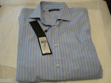 RALPH LAUREN mens dress shirt BLACK LABEL size 16 made in Italy NWT!