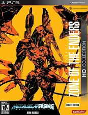 Zone of the Enders HD Collection - Limited Edition (Sony PlayStation 3, 2012)