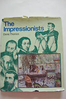 *The Impressionists* by Denis Thomas Printed in Czechoslovakia 1975 (Z 4)