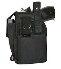 Fits Gun with Laser Side Holster Glock 17, 19, 21, 22, 23, 25, 31, 32, 33, 38