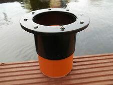 Foliendurchführung 110 mm zum einkleben / verschrauben