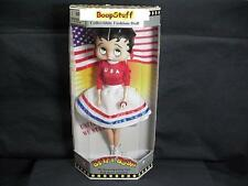 BETTY BOOP DOLL USA  DESIGN  (RETIRED ITEM)
