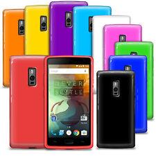 Fundas y carcasas de silicona/goma para teléfonos móviles y PDAs OnePlus