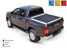 cromato 4/pezzi /double Cab Per Toyota Hilux 2005/ /2015/frangivento set/