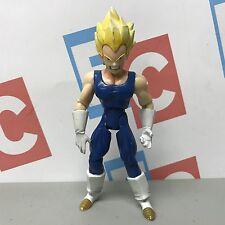 Funimation DBZ Dragon Ball Z Bandai Jakks Battle Packs SS Vegeta Figure