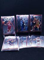 Lot of (47) 1996-97 Topps Finest Basketball *Iverson & Garnett RC* #MINT