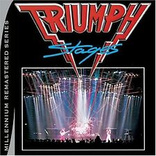 Triumph - Stages [New CD] Rmst