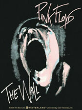 Pink Floyd - The Wall - Screaming Face Sticker