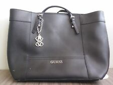 Guess Women's Delaney Medium Tote Bag, Black
