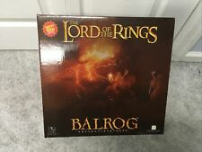 Lotr Gentle Giant - Balrog - Collectible Bust - 1335 / 3000