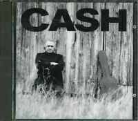 "JOHNNY CASH ""Unchained"" CD-Album"