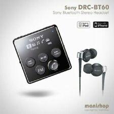 Sony DRC-BT60 / Bluetooth Stereo Hands Free Mobile Phone Reciever FM / B_RU